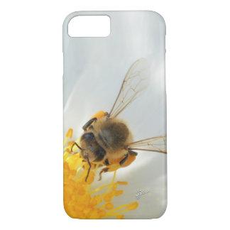 Capa iPhone 8/ 7 Fotografia elegante floral das belas artes da