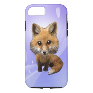Capa iPhone 8/ 7 Fox bonito do lil