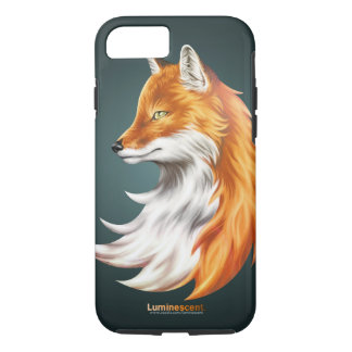 Capa iPhone 8/ 7 Fox da mágica - Caso novo do iPhone 7