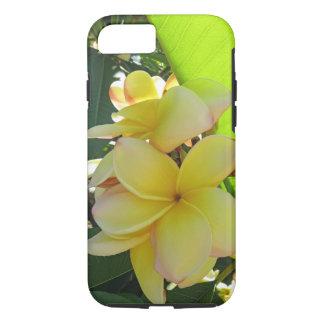 Capa iPhone 8/ 7 Frangipani havaiano