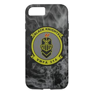 """Capa iPhone 8/ 7 """"Fumo dos cavaleiros VMFA-314 pretos"""""""