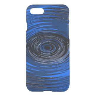 Capa iPhone 8/7 Furacão azul
