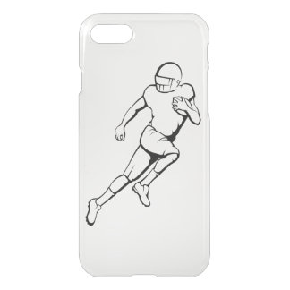 Capa iPhone 8/7 Futebol americano que funciona para trás