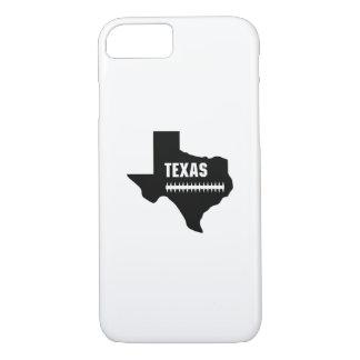 Capa iPhone 8/ 7 Futebol do mapa de Texas