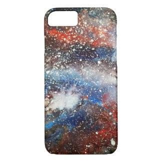 Capa iPhone 8/ 7 Galáxia escura