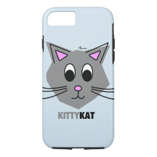 Capa iPhone 8/ 7 Gatinho Kat - cobrir do iPhone 7
