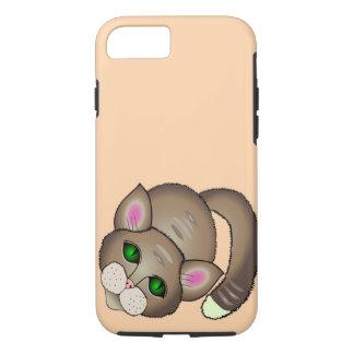 Capa iPhone 8/ 7 gato bonito