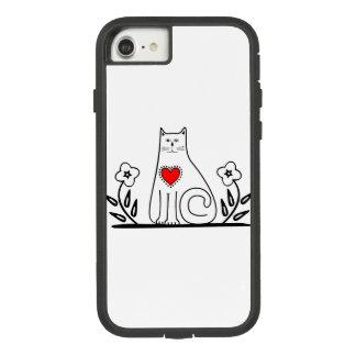 Capa iPhone 8/ 7 Gato do país