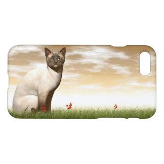 Capa iPhone 8/7 Gato Siamese