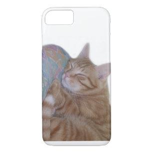 Capa iPhone 8/ 7 Gato sonolento