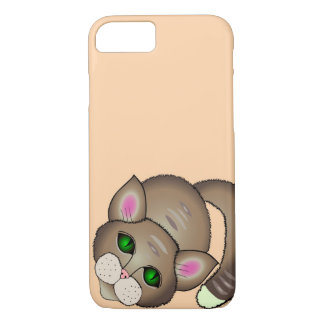 Capa iPhone 8/ 7 Gato triste