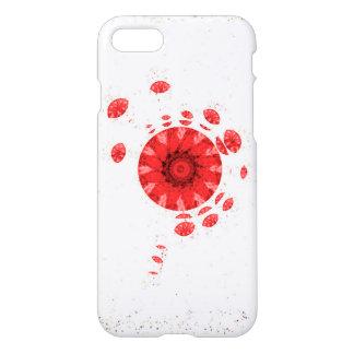 Capa iPhone 8/7 Gema vermelha