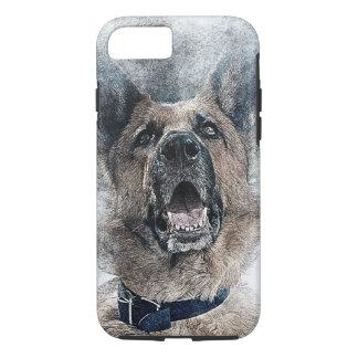 Capa iPhone 8/ 7 German Shepherd