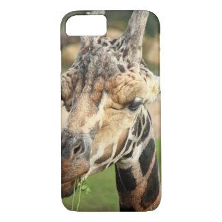 Capa iPhone 8/ 7 giraffe. doce