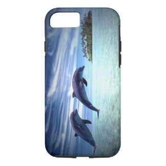 Capa iPhone 8/ 7 Golfinhos de salto