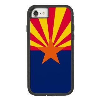 Capa iPhone 8/ 7 Gráfico dinâmico da bandeira do estado da arizona