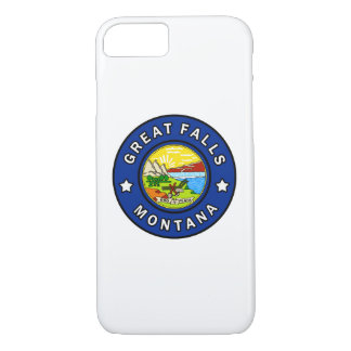 Capa iPhone 8/ 7 Great Falls Montana
