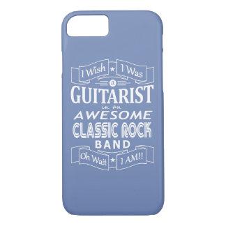 Capa iPhone 8/ 7 Grupo de rock clássico impressionante do