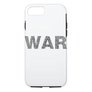 CAPA iPhone 8/ 7 GUERRA