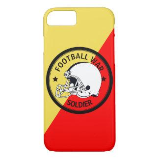 Capa iPhone 8/ 7 Guerreiro do futebol