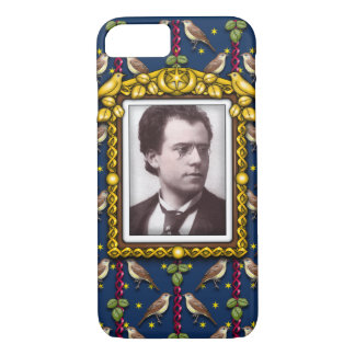Capa iPhone 8/ 7 Gustav Mahler
