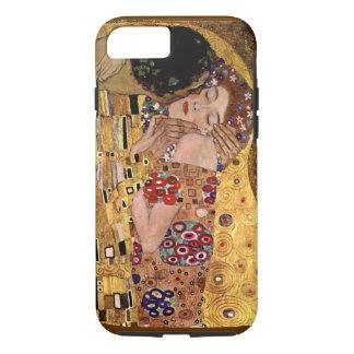 Capa iPhone 8/ 7 Gustavo Klimt: O beijo (detalhe)