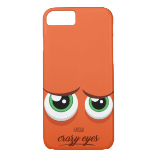 Capa iPhone 8/ 7 Harold eyed louco