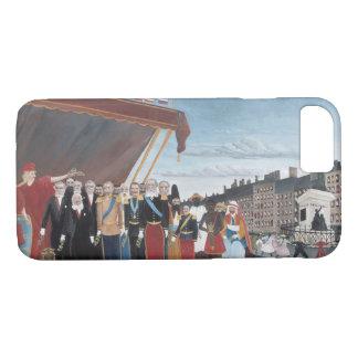 Capa iPhone 8/ 7 Henri Rousseau - representantes de estrangeiro
