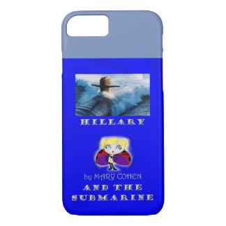 Capa iPhone 8/ 7 hillaryandthesubmarinebookcover