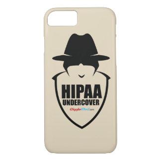 Capa iPhone 8/ 7 HIPAA secreto