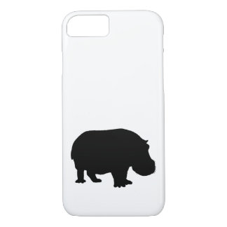 Capa iPhone 8/ 7 Hippopotamus