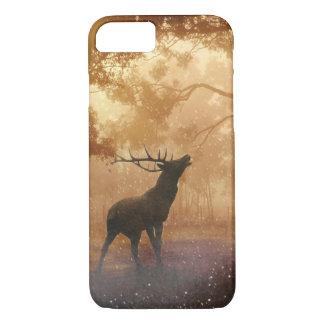 Capa iPhone 8/ 7 Hirsch - selvagem