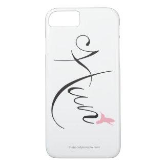 """Capa iPhone 8/ 7 """"Huno"""" pela beleza Kemple"""