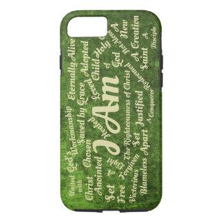 Capa iPhone 8/ 7 Identidade verde
