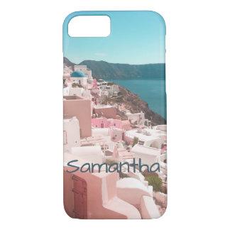 Capa iPhone 8/ 7 Ilha colorida personalizada