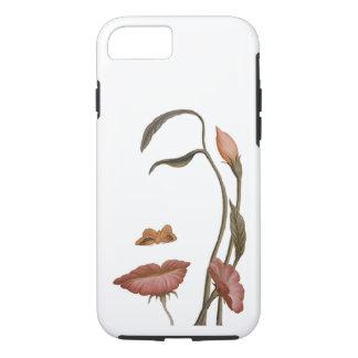 Capa iPhone 8/ 7 Ilusão da flor da cara