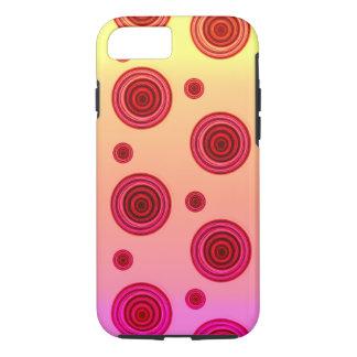 Capa iPhone 8/ 7 ilusões cor-de-rosa