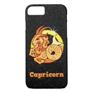 Capa iPhone 8/ 7 Ilustração do Capricórnio