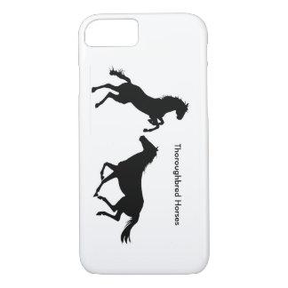 Capa iPhone 8/ 7 Imagem do cavalo para o iPhone 6, mal lá