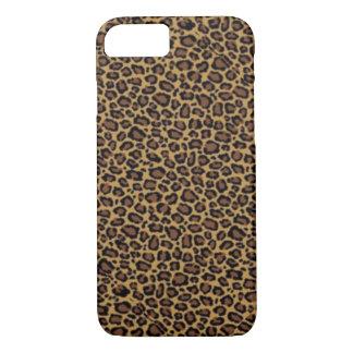 Capa iPhone 8/ 7 Impressão do leopardo