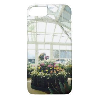 Capa iPhone 8/ 7 Impressão floral do vintage
