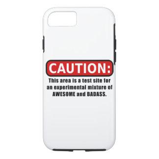 Capa iPhone 8/ 7 Impressionante e Badass