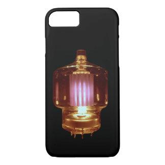 Capa iPhone 8/ 7 Incandescer transmite o tubo de vácuo