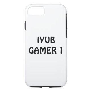 Capa iPhone 8/ 7 iphone 7/8 do exemplo do gamer 1 do iyub (merch)