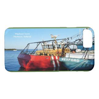 Capa iPhone 8/ 7 iPhone 7 de Apple da imagem do barco de pesca, mal