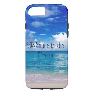 Capa iPhone 8/ 7 iPhone 7 do caso   do telemóvel do oceano