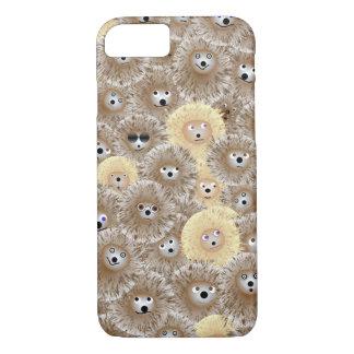 Capa iPhone 8/ 7 iPhone 8/7 de Apple dos ouriços, mal lá caso