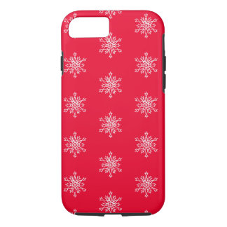 Capa iPhone 8/ 7 iPhone 8/7 de Apple, flocos de neve brancos