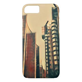 Capa iPhone 8/ 7 iPhone 8/7 do efect de Manga da arquitetura da