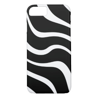 "Capa iPhone 8/ 7 iPhone de Apple 8/7 de caso ""Kenya"" - preto e"